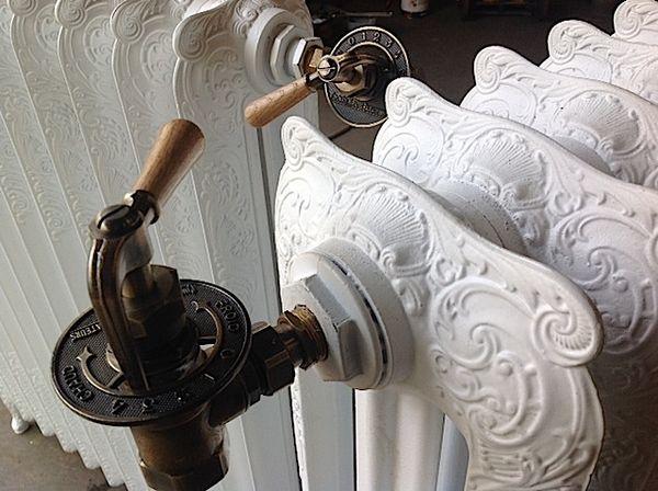 achetez radiateur fonte unique/collector, annonce vente à quimper