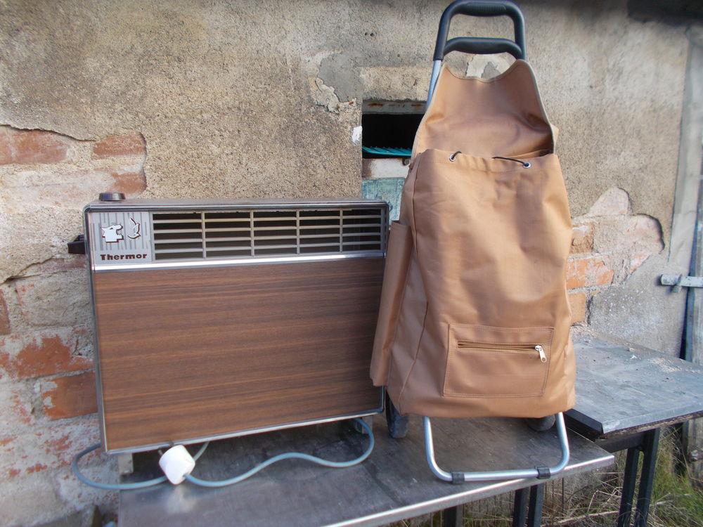 radiateur sur roulette et sac faire prix Décoration