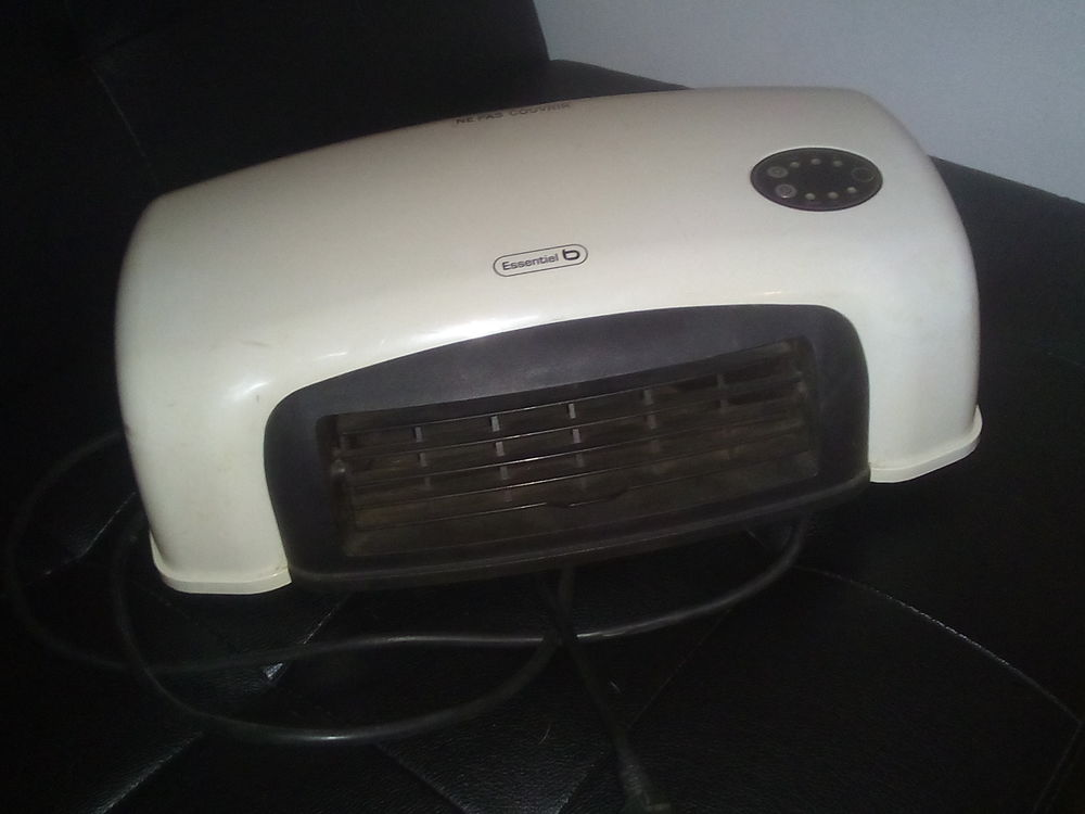 radiateur soufflant ou chauffant Essentiel B 10 Montpellier (34)