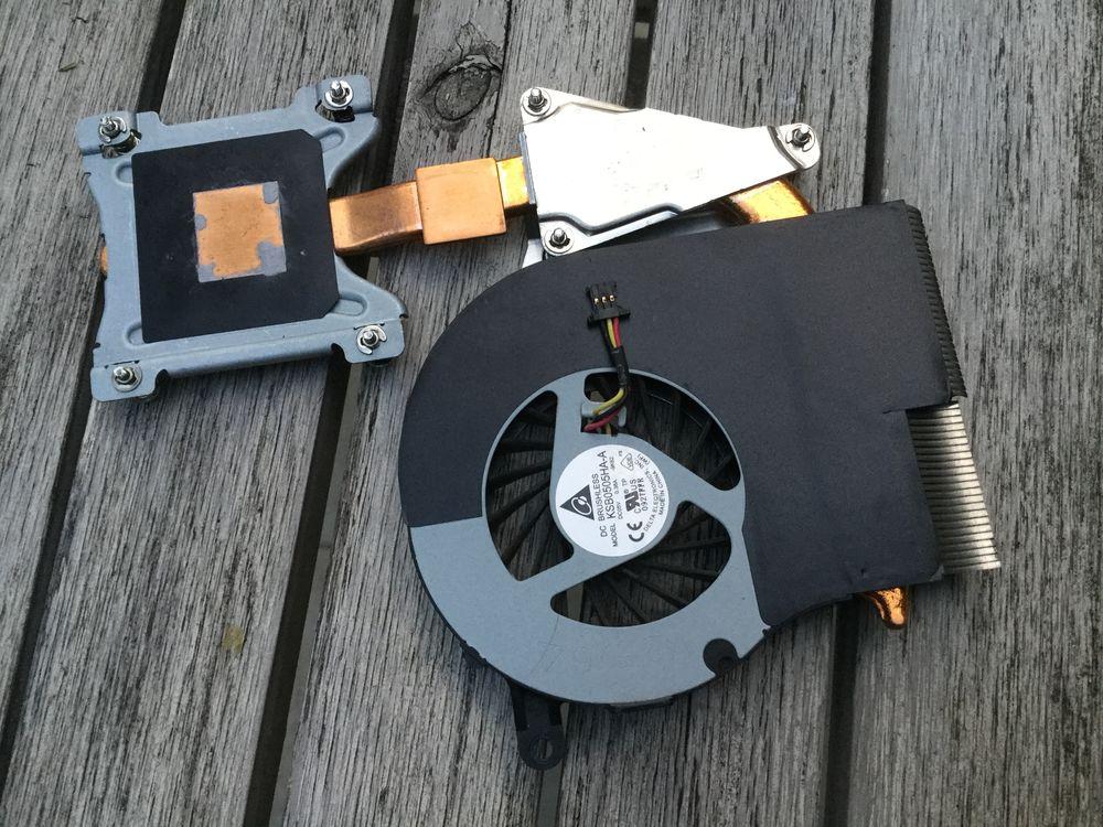 Radiateur + ventilateur CPU pour ordinateur portable 25 Lésigny (77)
