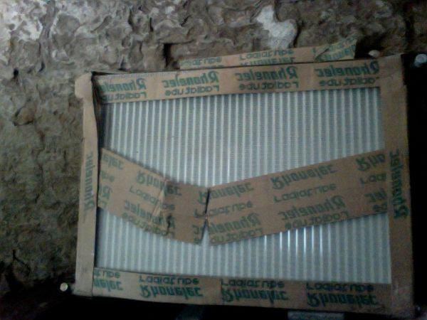 Achetez radiateurs chauffage occasion annonce vente le clerjus 88 wb1501 - Radiateur chauffage central occasion ...