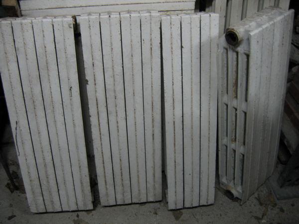 radiateur fonte chappee occasion