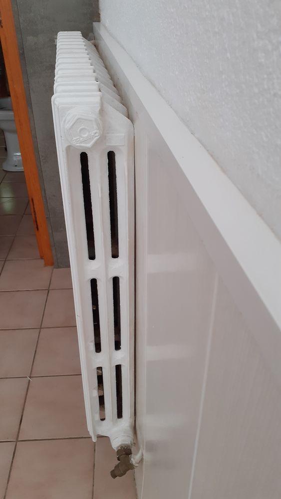 Radiateurs fonte Chappée Bricolage