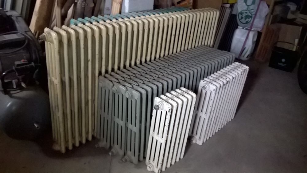 Radiateurs fonte 50 Chauffailles (71)