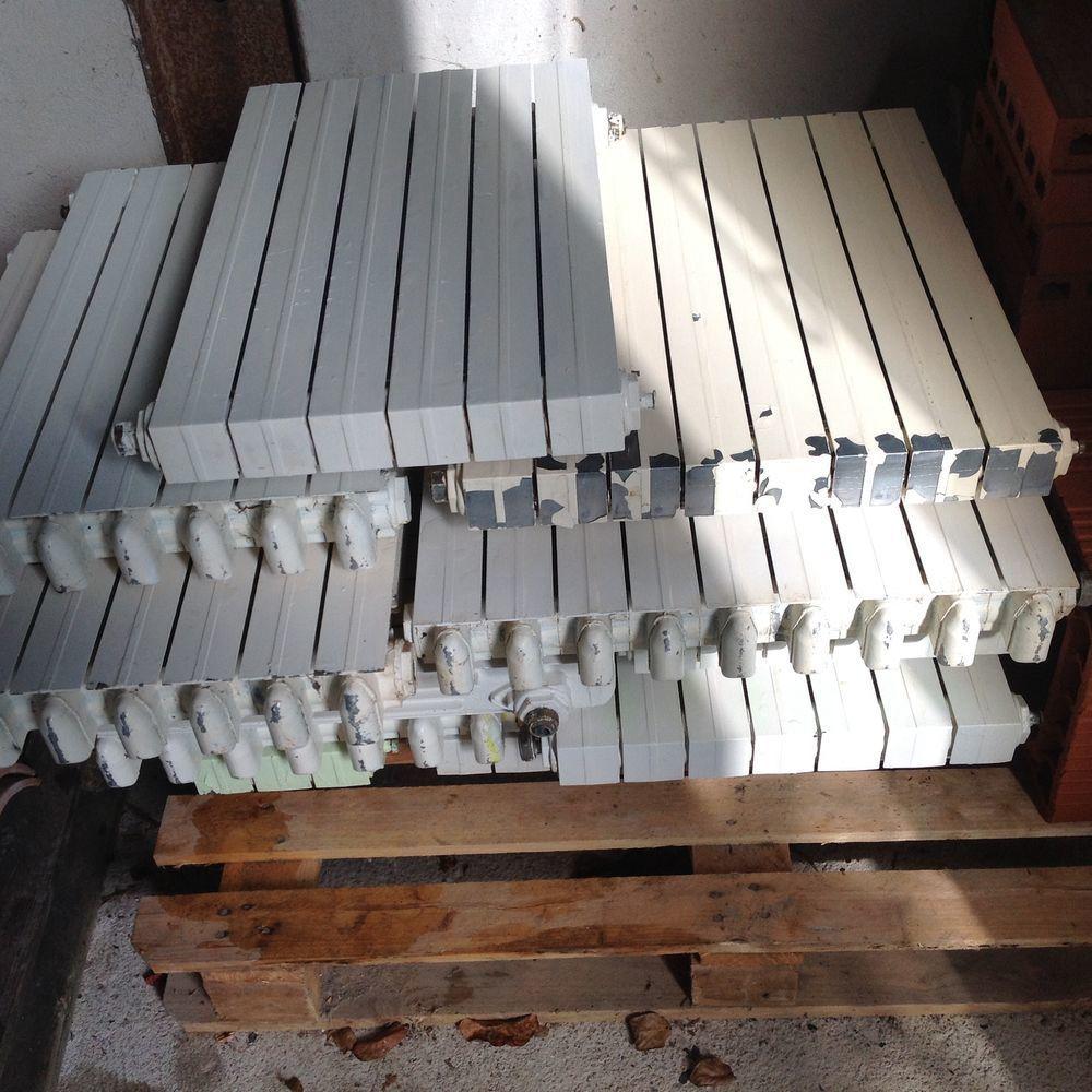 lot de radiateurs fonte et alu 200 Gaillac (81)