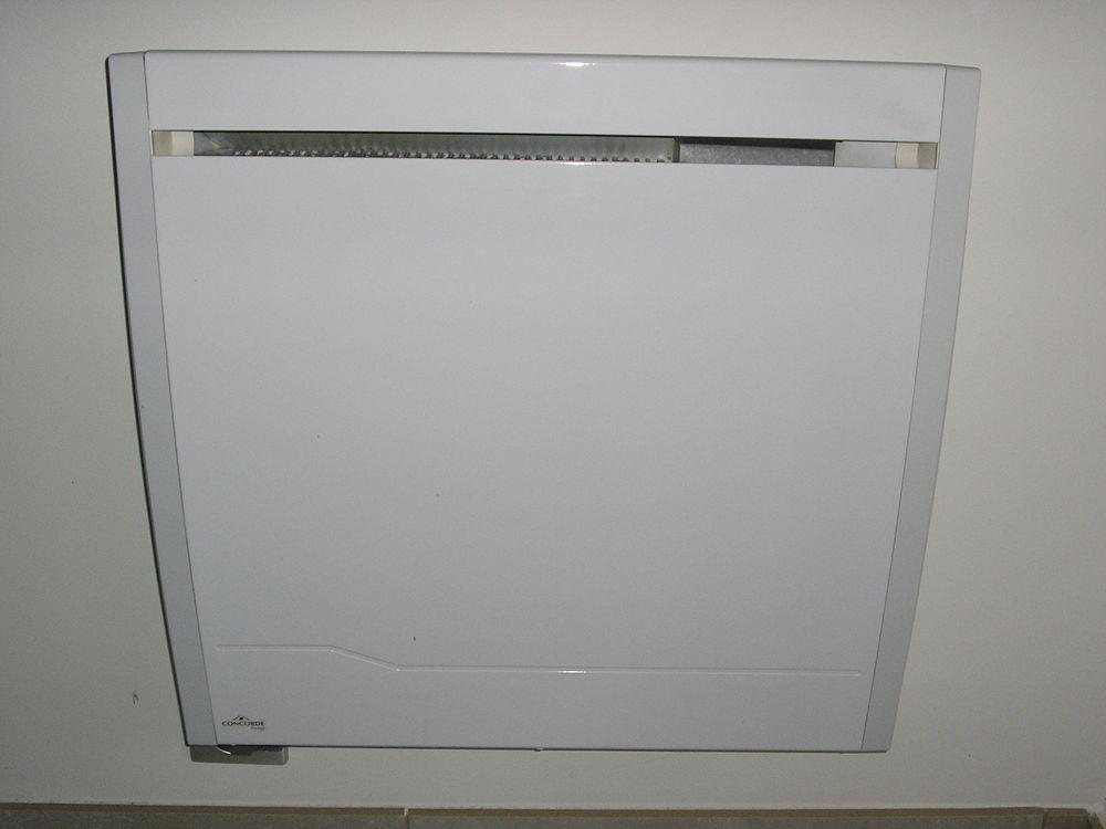 Radiateurs à inertie sèche.  150 Nîmes (30)