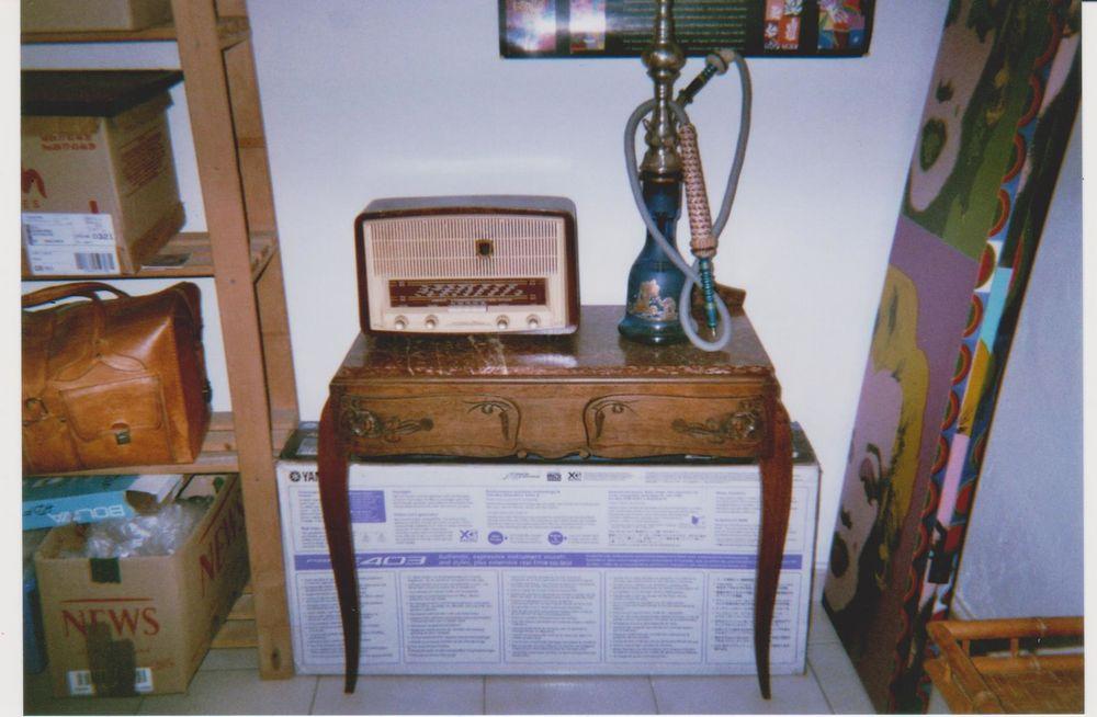 RADIO ANCIENNE années 50 24 Périgueux (24)