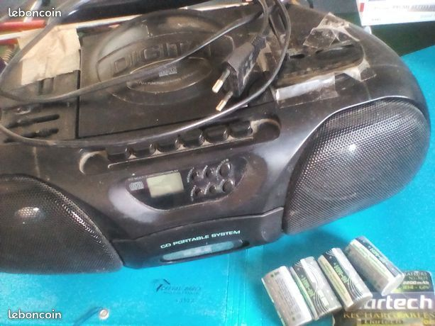 Radio Cassettes BMC Lecteur CD 5 Euros 5 Nice (06)