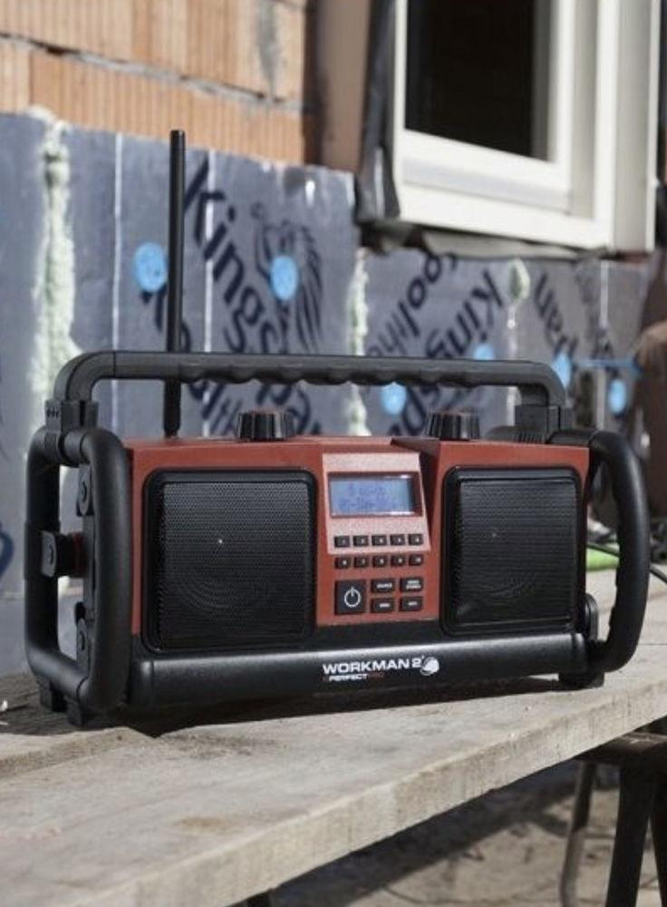 Radio de chantier - Perfect Pro - 100 Anglet (64)