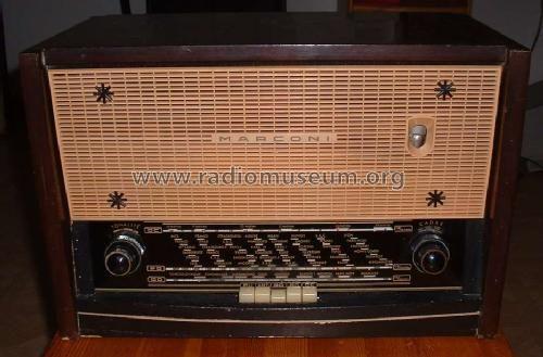 Radio Marconi modèle 66 an 1956  45 Marseille 5 (13)