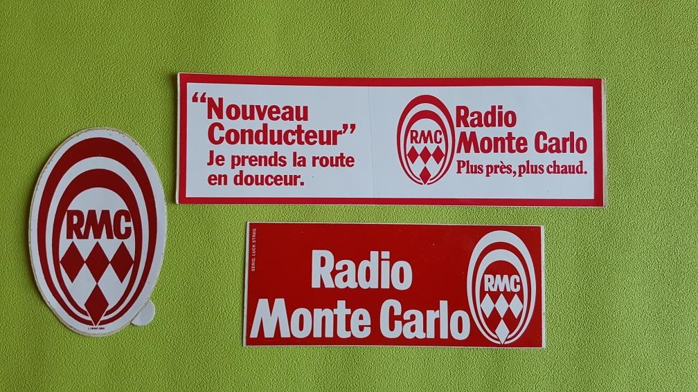 RADIO MONTE CARLO 0 Paris 11 (75)