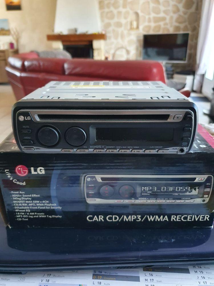 Au radio LG + Hau parleur 90 wats 80 Longpont-sur-Orge (91)