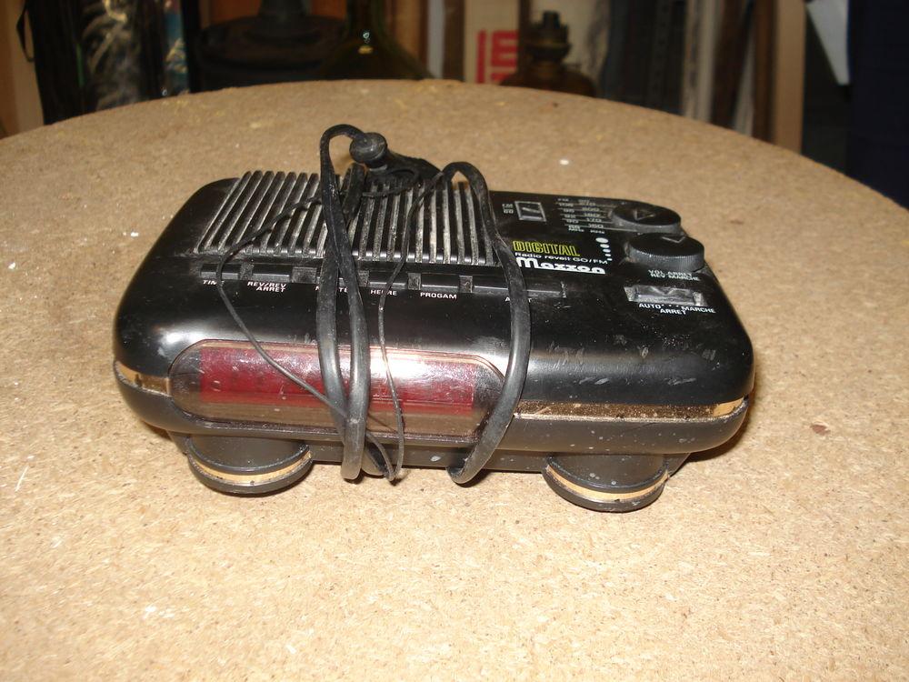 radio réveil en état pour collectionneur 0 Mérignies (59)