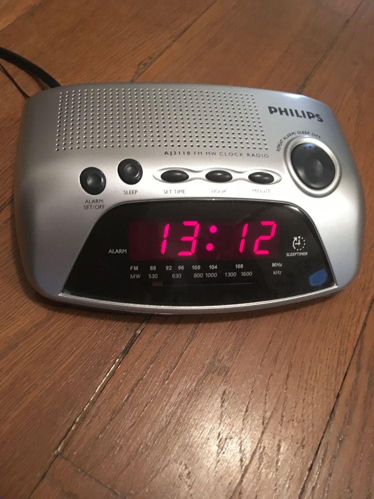 Radio / Réveil Philips 0 Villeurbanne (69)