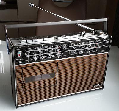 RADIO K7 SABA VINTAGE COLLECTION 50 Paris 12 (75)