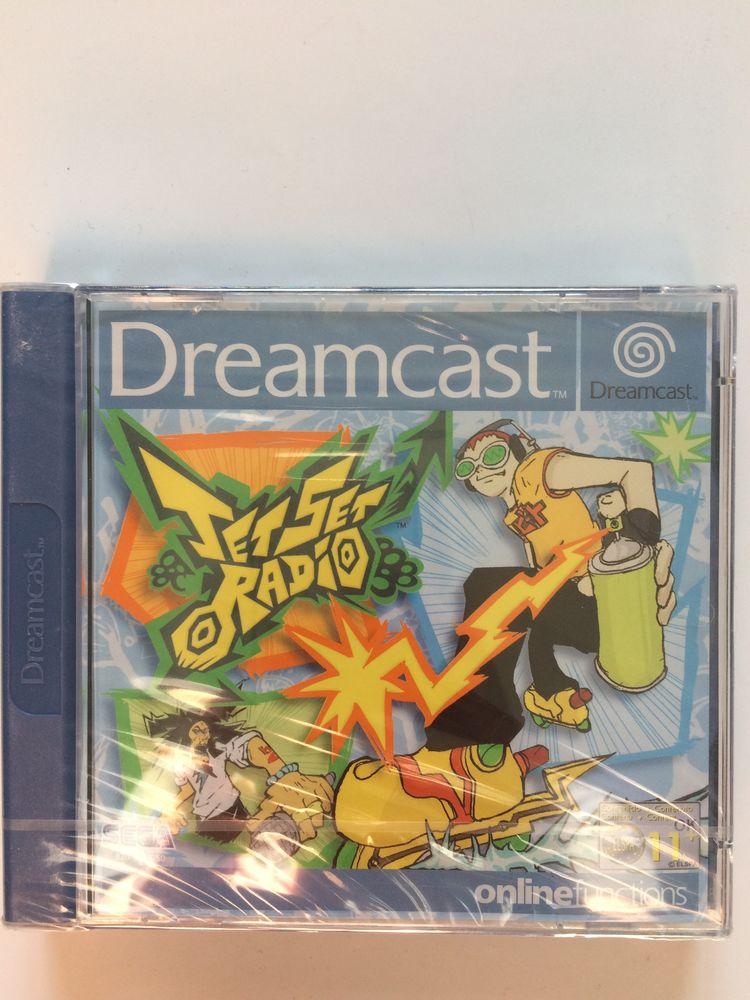 Jet Set Radio Sega Dreamcast 20 Golbey (88)