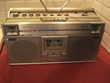 radio JVC RC 656 L Vintage boombox ghettoblaster stéréo