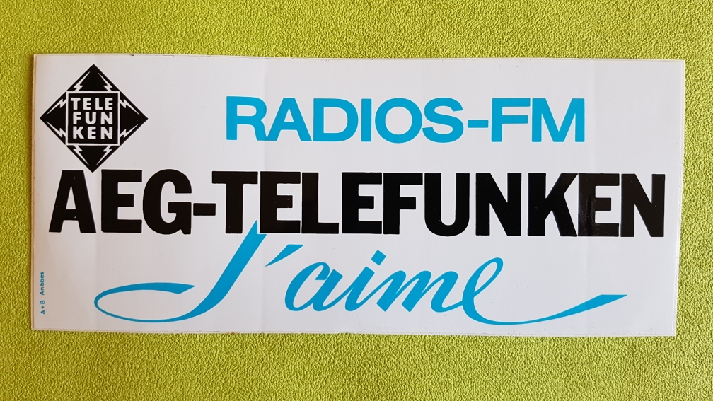 RADIO FM 0 Paris 11 (75)