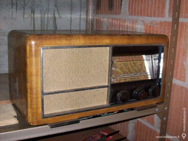 radios anciennes 100 Bischwiller (67)