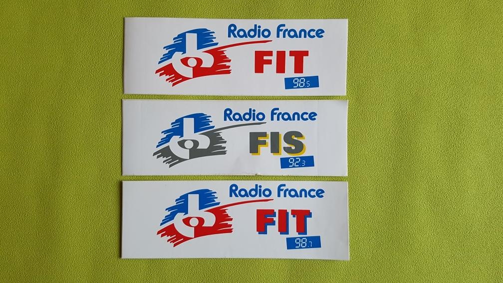 RADIOS FRANCE PHOTO 9 0 Paris 11 (75)