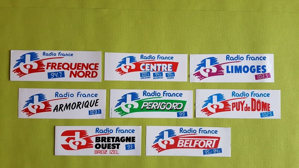 RADIOS FRANCE PHOTO 14 0 Montpellier (34)