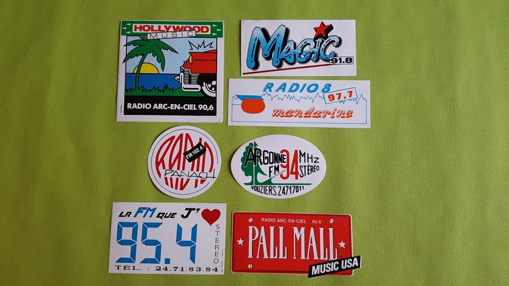 RADIOS FM PHOTO 8 0 Paris 11 (75)