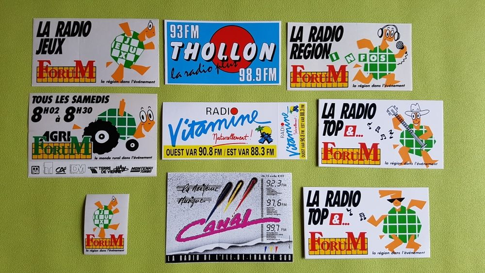 RADIOS FM PHOTO 68 0 Montpellier (34)