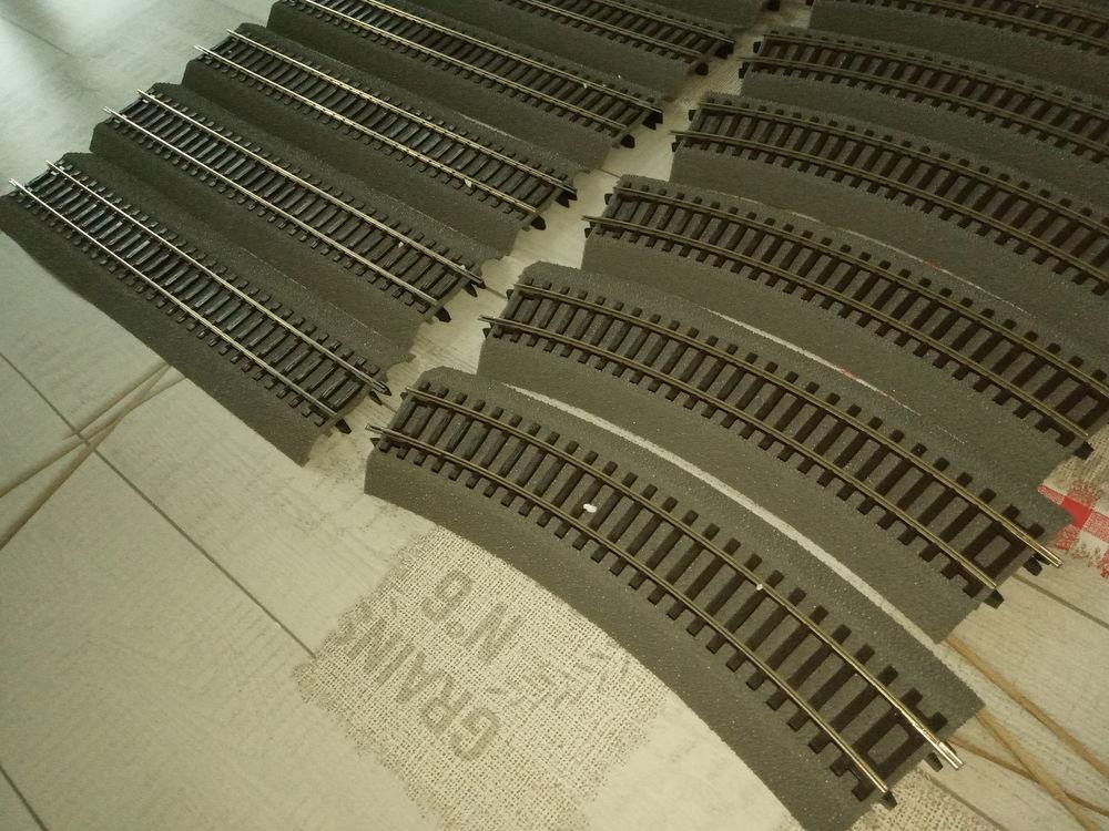 Rail ho 0 Saint-Mars-Vieux-Maisons (77)