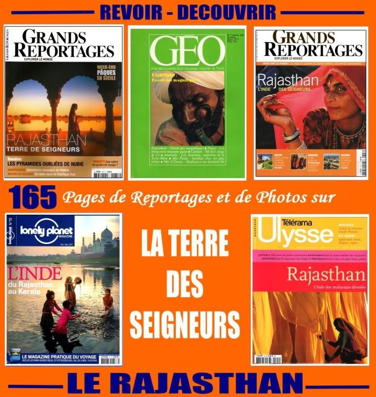 LE RAJASTHAN - guides - INDE / prixportcompris 18 Toulouse (31)