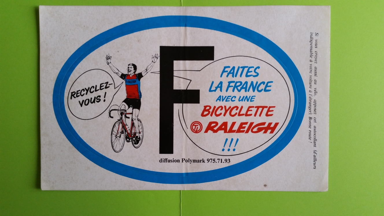 RALEIGH 0 Toulouse (31)