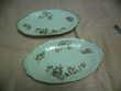 lot de 2 ramequins ovale en porcelaine