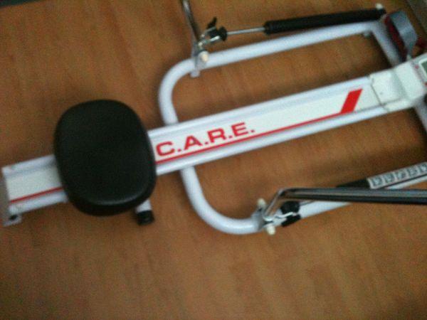 rameur hydraulique care