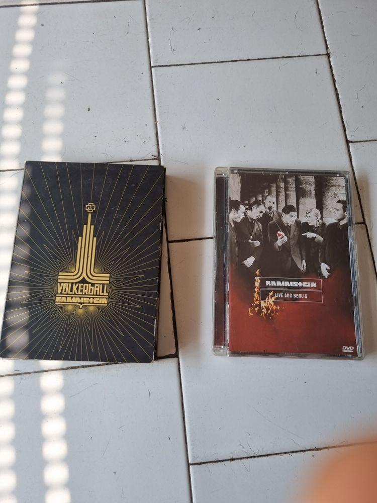 RAMMSTEIN coffret DVD live !!!! 40 Cavaillon (84)