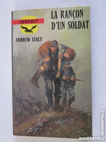 LA RANCON DU SOLDAT collection GERFAUT N° 286 Livres et BD