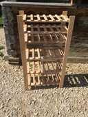 Range bouteille en bois 10 Bois-d'Amont (39)