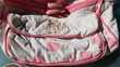 sac de rangement affaires bébé