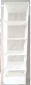 RANGEMENT PLASTIQUE pour ARMOIRE 5 compartiments H 120 cm 10 Paris 14 (75)
