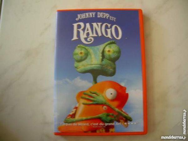 DVD RANGO Y'a pas de lézard c'est du grand art 6 Nantes (44)