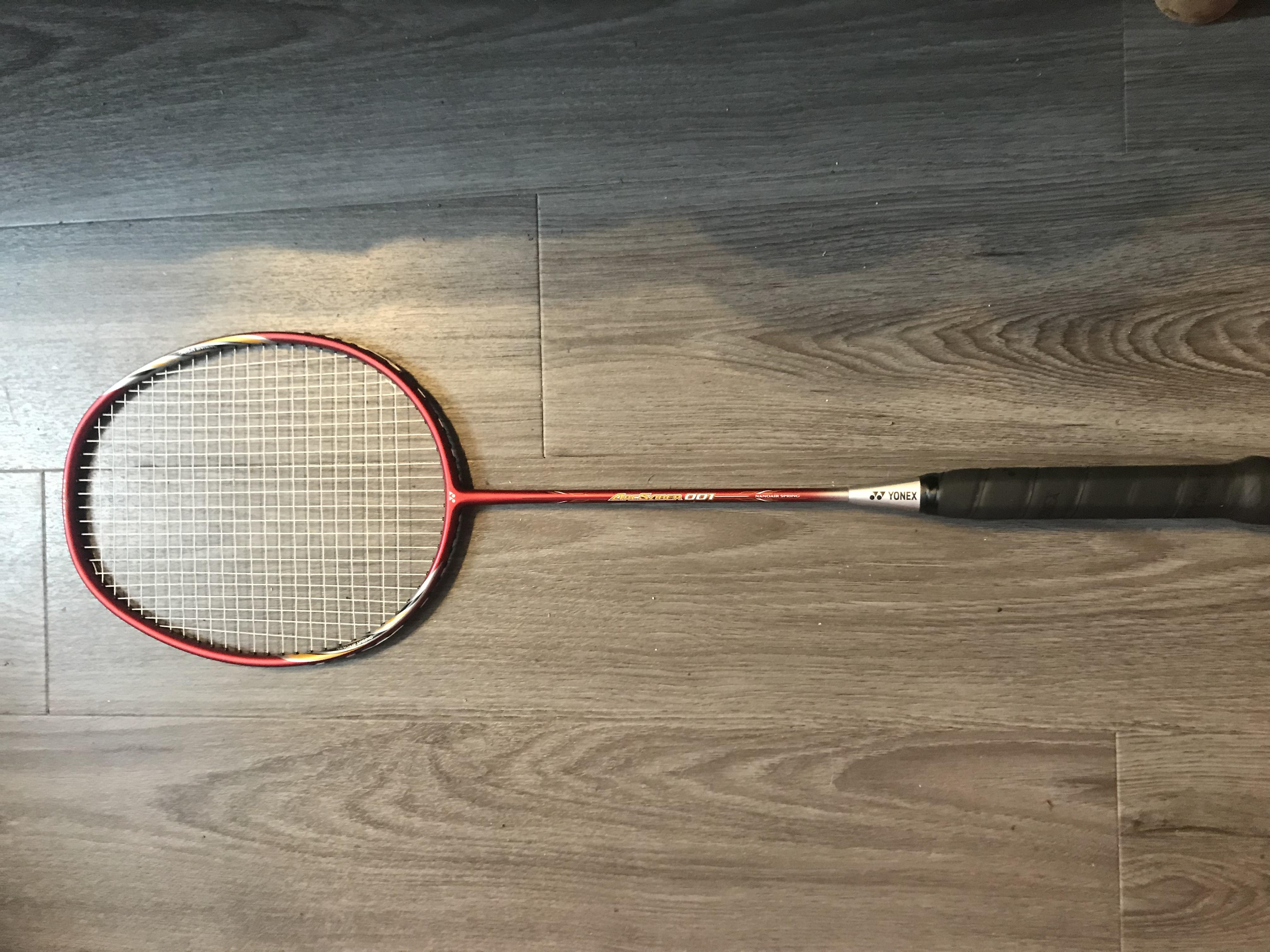 raquette de badminton 35 Clichy (92)