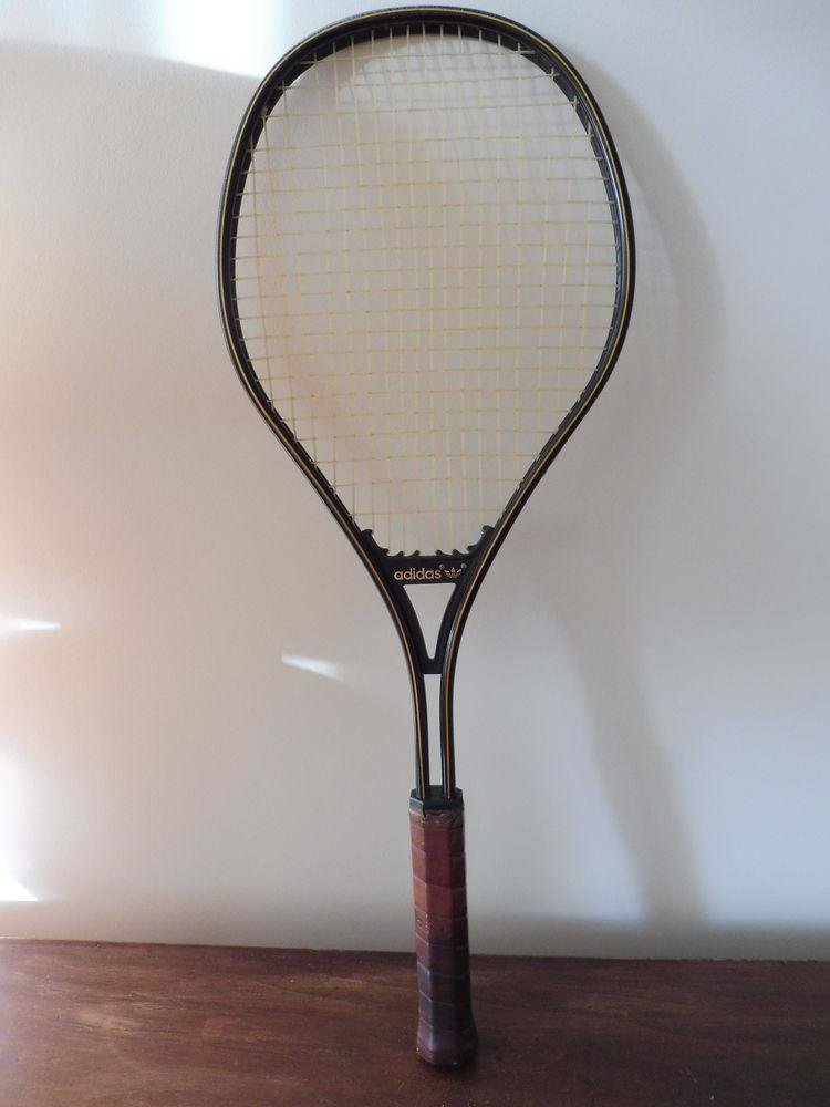 Raquette de Tennis ADIDAS Acier SL3, avec sa housse  10 Marseille 5 (13)
