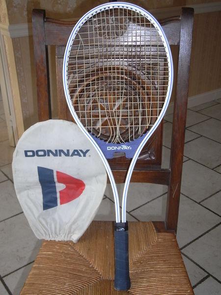 raquette de tennis donnay junior et son etui 7 Le Teilleul (50)