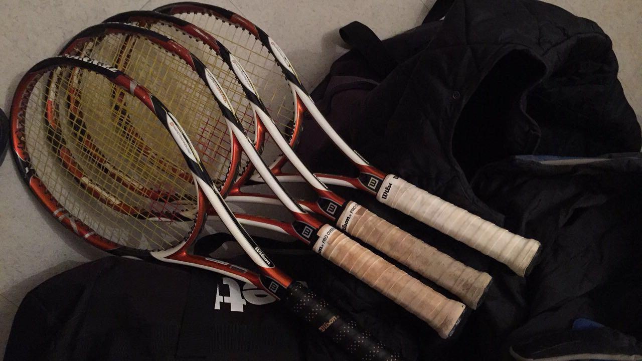 raquette de tennis K Factor Wilson 50 Annecy (74)