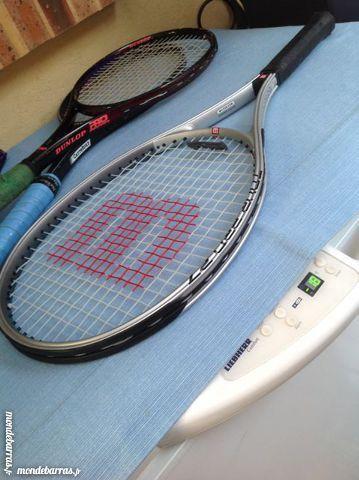 Raquette tennis WILSON TOUR PRO 27 20 Villepinte (93)