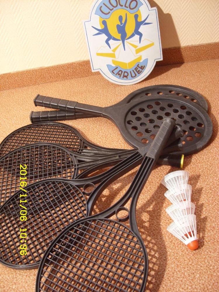 RAQUETTES badminton 10 Saint-Viaud (44)