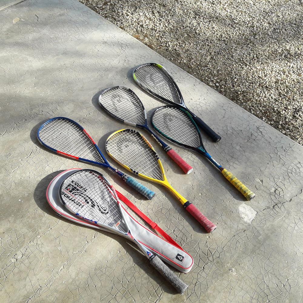 Raquettes squash et badminton 1 Marcollin (38)