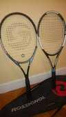 raquettes de tennis 100 Chalamont (01)