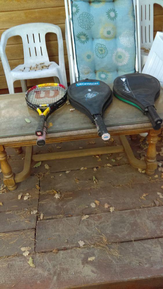 Lot de raquettes de tennis 10 Montereau-Fault-Yonne (77)
