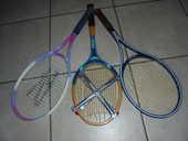 Raquettes de tennis  30 Saint-Omer (62)
