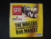 Rare CD collector publicitaire 2 titres THE WAILERS  10 Rennes (35)