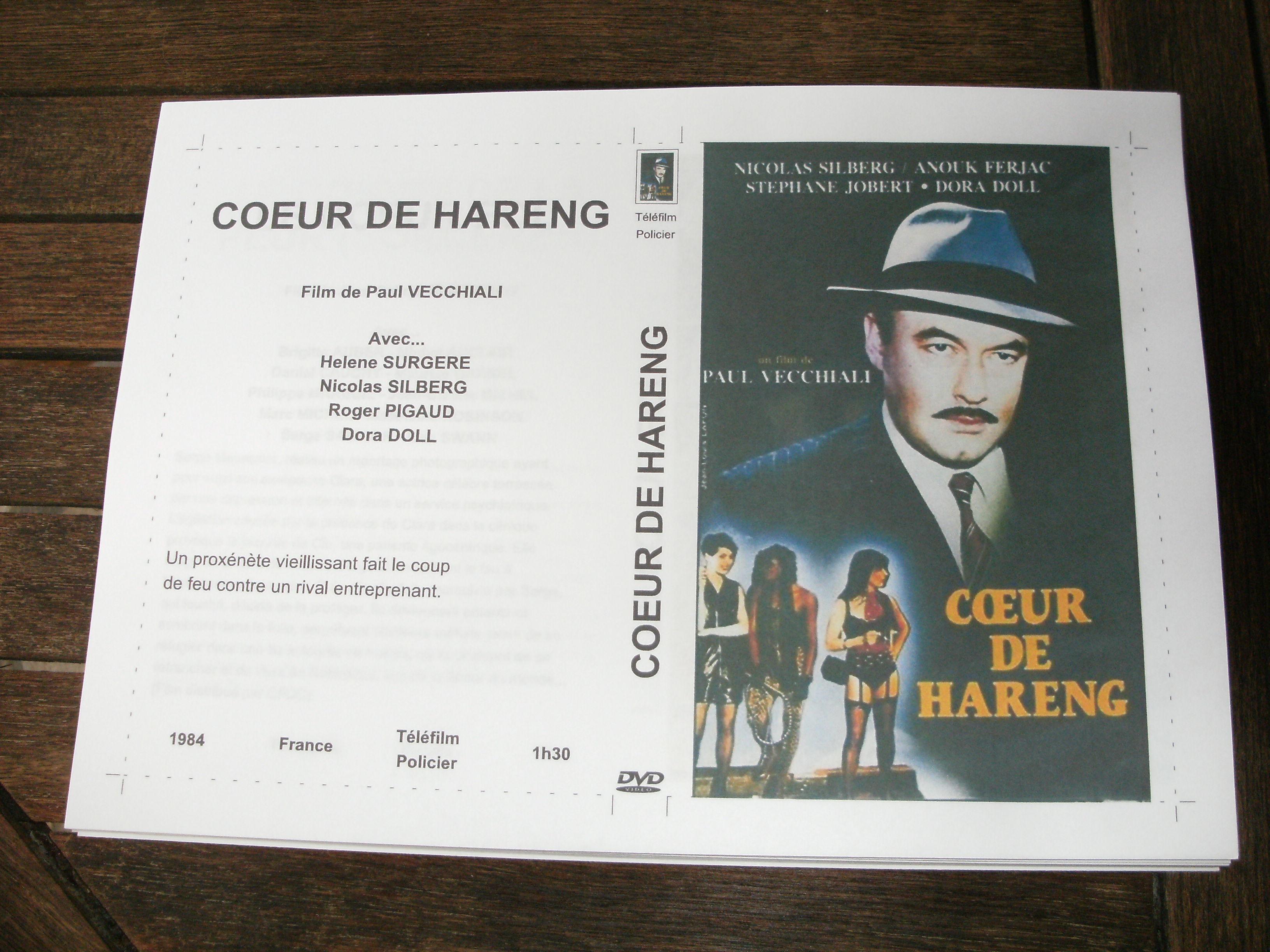 Rare film :   Coeur de hareng   35 Saint-Médard-en-Jalles (33)